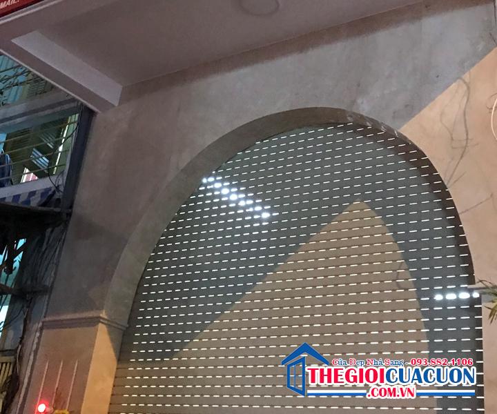 Cửa Cuốn Tân Bình - Motor Cửa Cuốn Tại Quận Tân Bình