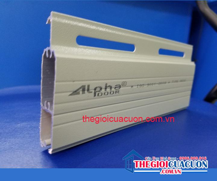 Cửa Cuốn Đức Alphadoor A608