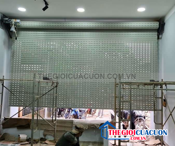 Sửa Chữa Cửa Cuốn Quận Bình Tân - Dịch Vụ Sửa Cửa Cuốn Quận Bình Tân